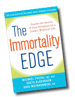 The Immortality Edge book on longevity