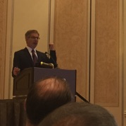 Terry at Ant-Aging Congress, Las Vegas 2015